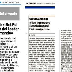 Comunicato DEMS Prato