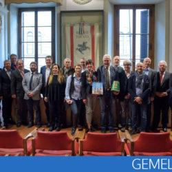 Visita dei Sindaci di Darmstadt per i nuovi gemellaggi – AICCRE Toscana