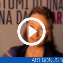 Art Bonus, il modello Prato – Sandro Veronesi testimonial dell'iniziativa