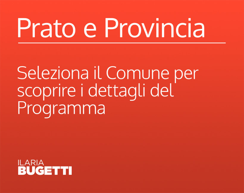 Prato e Provincia