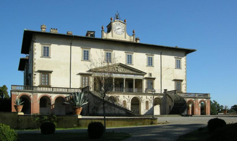Assedio alla Villa di Poggio a Caiano. La presentazione in Regione.