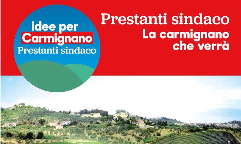 IDEE PER CARMIGNANO – Incontro 25 Maggio