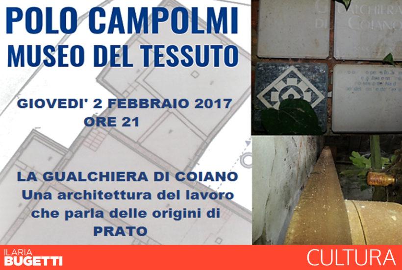 La Gualchiera di Coiano. Incontro 2 Febbraio 2017