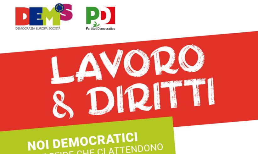 Prima Assemblea DEMS Prato