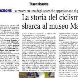 La storia del ciclismo al Museo Materia