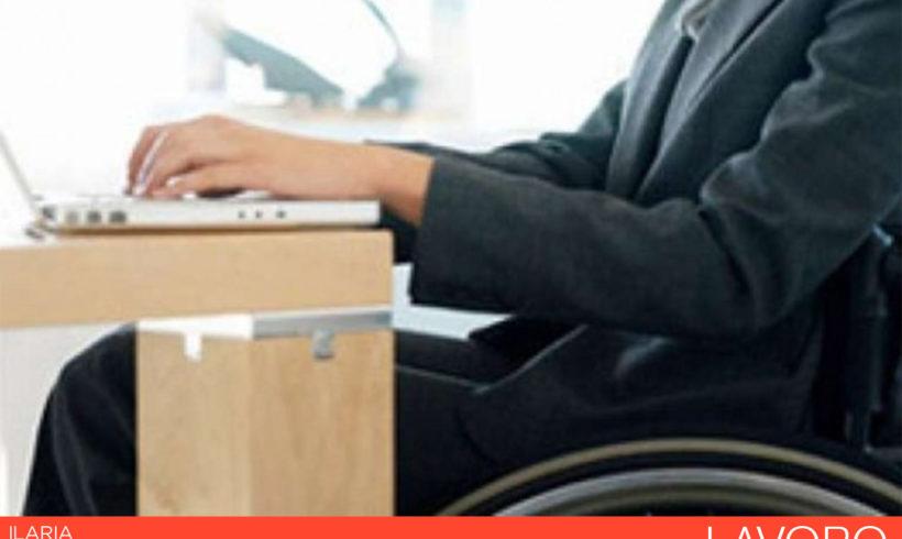 Occupazione disabili fondi per la Provincia di Prato