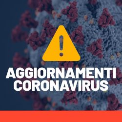 Aggiornamenti #CORONAVIRUS