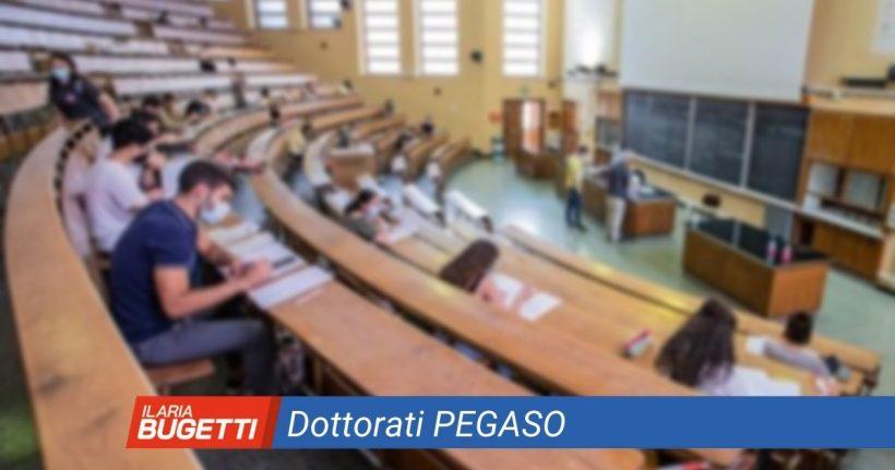 Dottorati Pegaso, rivoltI a laureati under 35