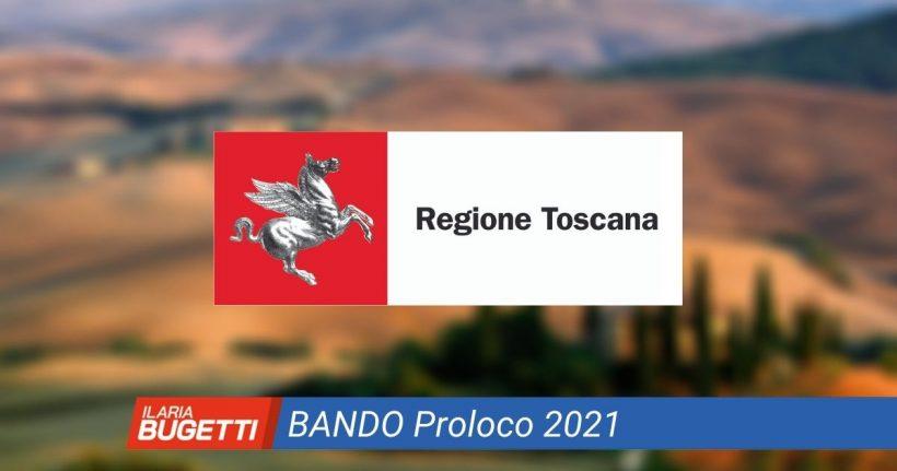 BANDO PROLOCO 2021