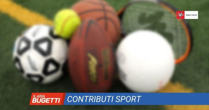 Contributi per la ripartenza dello sport